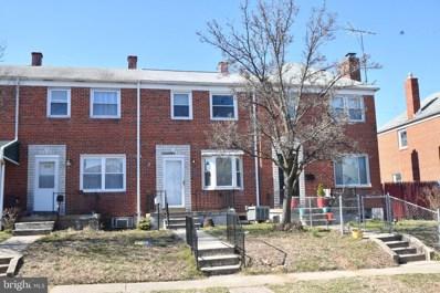 2211 Firethorn Road, Baltimore, MD 21220 - #: MDBC457160