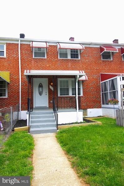 130 Bladen Road, Baltimore, MD 21221 - #: MDBC457388