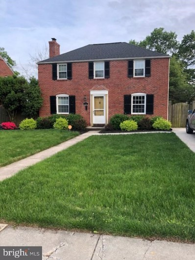 4107 Priscilla Lane, Baltimore, MD 21208 - #: MDBC457760