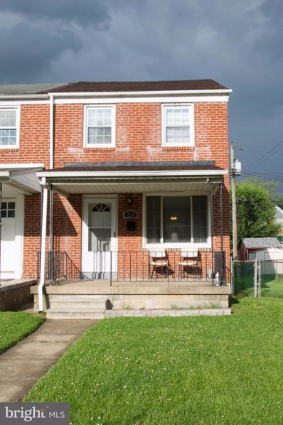 159 Bennett Road, Baltimore, MD 21221 - #: MDBC457798