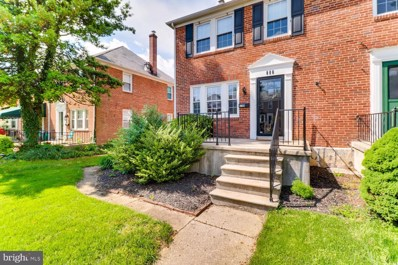 150 Hopkins Road, Baltimore, MD 21212 - MLS#: MDBC457894