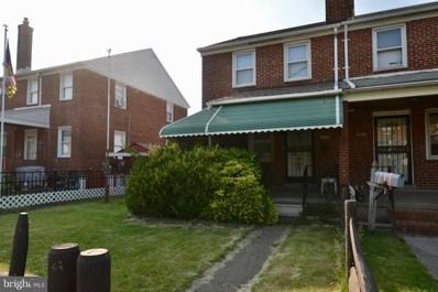 7128 Eastbrook Avenue, Baltimore, MD 21224 - #: MDBC458602