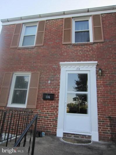 194 Cherrydell Road, Baltimore, MD 21228 - #: MDBC458684