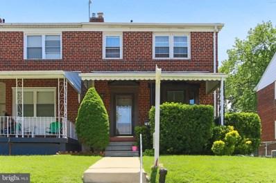 7827 Bank Street, Baltimore, MD 21224 - #: MDBC458694