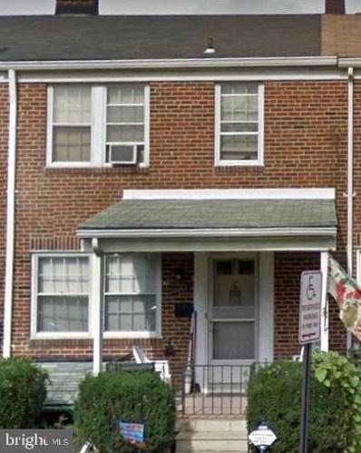 5224 Old Frederick Road, Baltimore, MD 21229 - #: MDBC460342