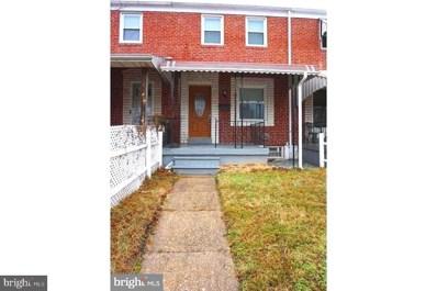 351 Grovethorn Road, Baltimore, MD 21220 - #: MDBC460374