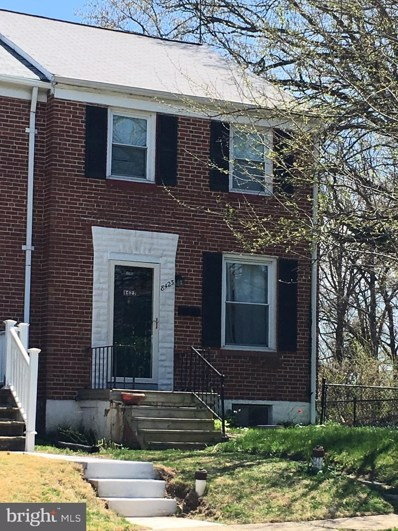8423 Water Oak Road, Baltimore, MD 21234 - #: MDBC460678