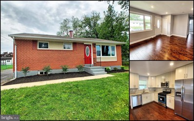 8623 Dovedale Road, Randallstown, MD 21133 - #: MDBC460764