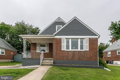 6513 Hazelwood Court, Baltimore, MD 21237 - #: MDBC460954