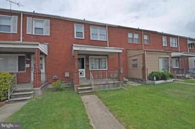1733 Stokesley Road, Baltimore, MD 21222 - #: MDBC461116