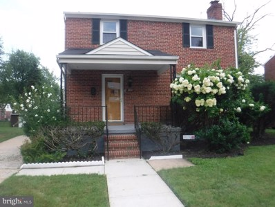 3657 Forest Garden, Baltimore, MD 21207 - #: MDBC461408