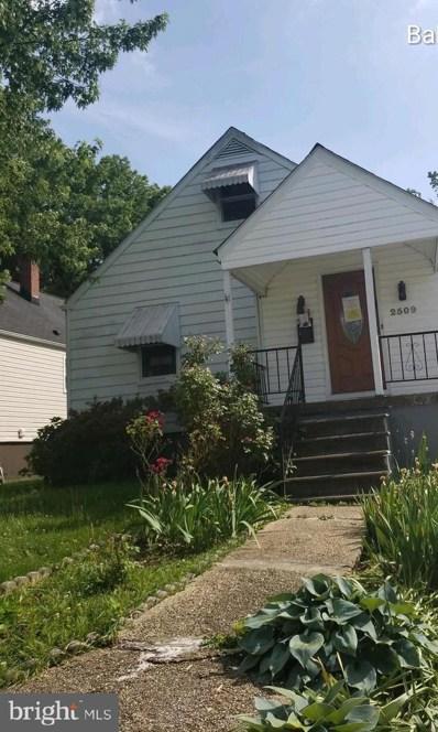 2509 Creighton Avenue, Baltimore, MD 21234 - #: MDBC461564