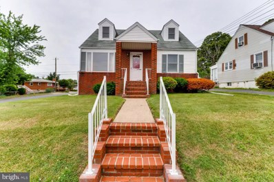 1219 Berk Avenue, Baltimore, MD 21237 - #: MDBC461646