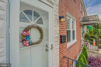 1737 Weston Avenue, Baltimore, MD 21234 - #: MDBC461652