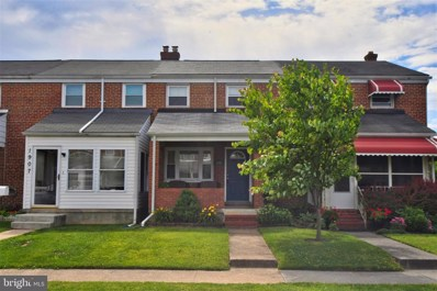 1909 Wareham Road, Baltimore, MD 21222 - #: MDBC461728