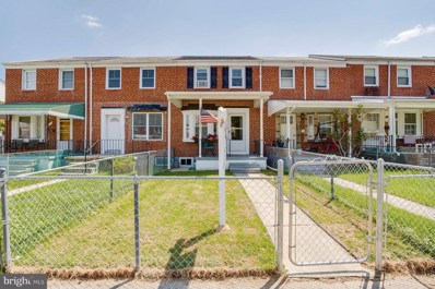167 Bennett Road, Baltimore, MD 21221 - #: MDBC461762