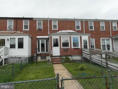 7818 New Battle Grove Road, Baltimore, MD 21222 - #: MDBC461952