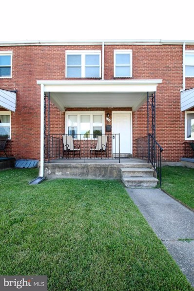 1756 Langport Avenue, Baltimore, MD 21222 - #: MDBC462018