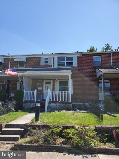 1032 Foxchase Lane, Baltimore, MD 21221 - #: MDBC462086