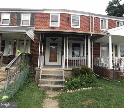 1909 Armco Way, Baltimore, MD 21222 - #: MDBC462132