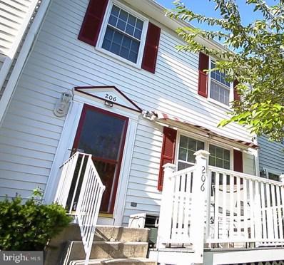 206 Oak Leaf Way, Halethorpe, MD 21227 - MLS#: MDBC462534