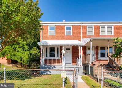 166 Bennett Road, Baltimore, MD 21221 - #: MDBC463558