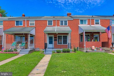 8070 Wallace Road, Baltimore, MD 21222 - #: MDBC463570