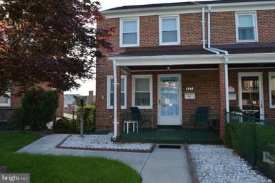 7242 Conley Street, Baltimore, MD 21224 - #: MDBC463716