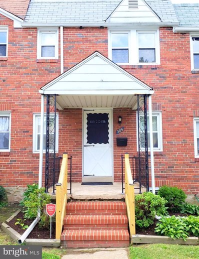 305 Candry Terrace, Baltimore, MD 21221 - #: MDBC464080