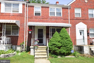 5552 Channing Road, Baltimore, MD 21229 - #: MDBC464352