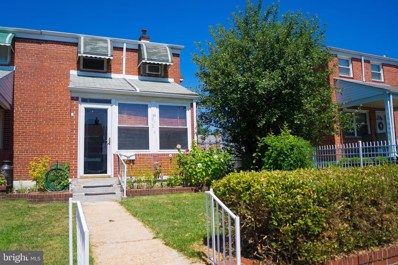 1912 Stanhope Road, Baltimore, MD 21222 - #: MDBC464686