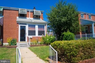 1912 Stanhope Road, Baltimore, MD 21222 - #: MDBC464686
