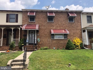 1257 Delbert Avenue, Baltimore, MD 21222 - #: MDBC464788