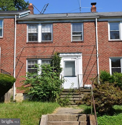 1522 Forest Park Avenue, Baltimore, MD 21207 - #: MDBC464948