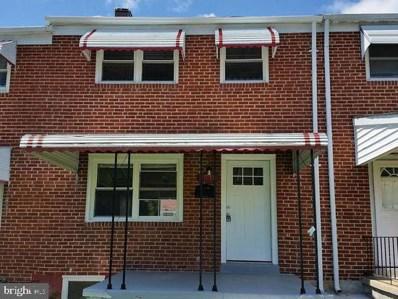 1508 Barkley Avenue, Baltimore, MD 21221 - #: MDBC464988