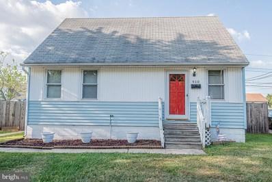 910 Homberg Avenue, Baltimore, MD 21221 - #: MDBC465252