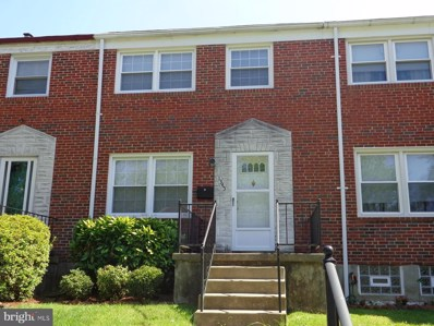 1345 Dartmouth Avenue, Baltimore, MD 21234 - #: MDBC465478