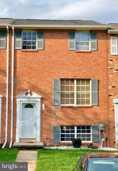 10 Talister Court, Baltimore, MD 21237 - #: MDBC465666