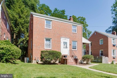 224 Mt De Sales, Baltimore, MD 21229 - #: MDBC465898