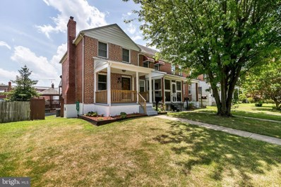 6841 Belclare Road, Baltimore, MD 21222 - MLS#: MDBC466294