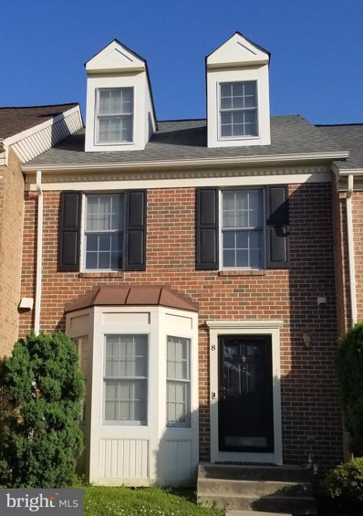 8 Preakness Court, Owings Mills, MD 21117 - #: MDBC466788