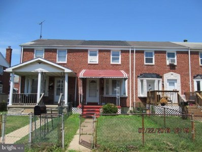 1938 Dineen Drive, Baltimore, MD 21222 - #: MDBC466892