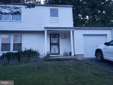 4102 Hanwell Road, Randallstown, MD 21133 - #: MDBC467244