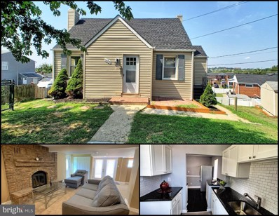 1204 48TH Street, Baltimore, MD 21222 - #: MDBC467402