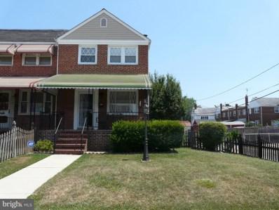 2827 Creston Road, Baltimore, MD 21222 - MLS#: MDBC467414