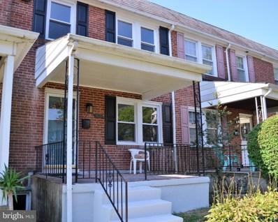 406 Westshire Road, Baltimore, MD 21229 - #: MDBC467766