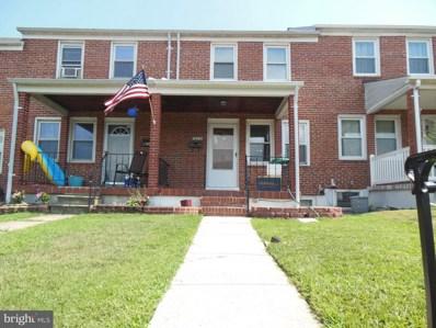 7273 Gough Street, Baltimore, MD 21224 - #: MDBC468004