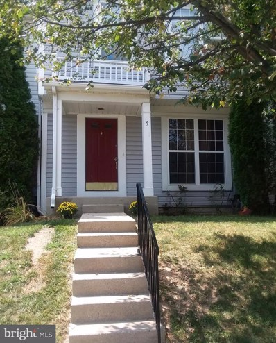 5 Methwold Court, Owings Mills, MD 21117 - #: MDBC468152