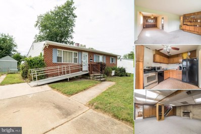 6 Aldersgate Court, Randallstown, MD 21133 - #: MDBC468542
