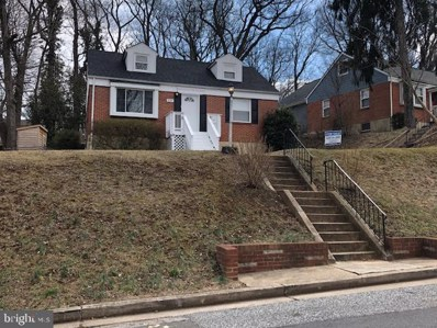 927 Olmstead Road, Baltimore, MD 21208 - #: MDBC468900